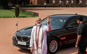 PM Narendra Modi 5 most expensive cars