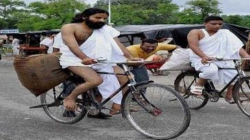 unseen pictures of Baba Ramdev