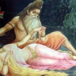 vishwamitra and menka love story
